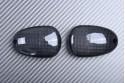 Pair of Turn Signals Lenses for many CUSTOM SUZUKI