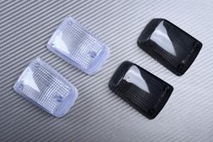 Paire de caches clignotants SUZUKI BANDIT 600 1200 1995 - 2000 / GSXF 600 750 / GSXR 750 1100 / RF 600 900