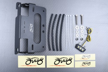 Specific License Plate Holder BMW S1000RR 2009 - 2018 / S1000R 2014 - 2020