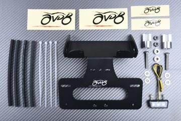 Specific License Plate Holder DUCATI MONSTER 696 796 1100 EVO 2008 - 2014