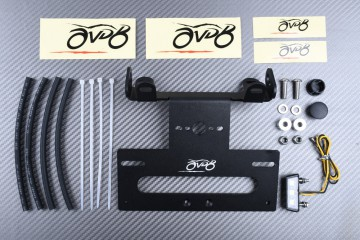 Porta-matrícula especifico DUCATI MONSTER 1000 / 400 / 600 / 750 / 800 / 900 / S2R / S4R