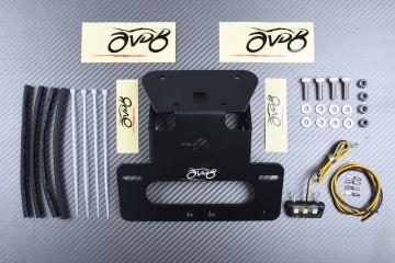 Specific License Plate Holder KAWASAKI NINJA 300 250 R / Z250 / Z300