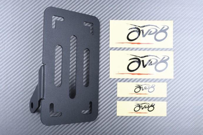 Specific License Plate Holder YAMAHA XV / XVS / XVR 950 BOLT 2014 - 2021
