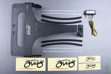 Specific License Plate Holder DUCATI SBK 1098 / S 1198 / R / S 848 / EVO
