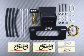 Specific License Plate Holder HONDA CBR650F / CB650F 2014 - 2018