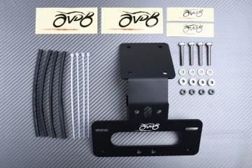 Porta-matrícula especifico KTM RC 125 / 200 / 390 2014 - 2021