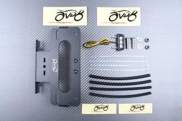 Porta-matrícula especifico SUZUKI Intruder / Boulevard 1800 M109R / M1800RS / M90 2006 - 2021