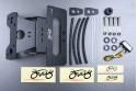 Specific License Plate Holder SUZUKI GSR 750 2011 - 2016