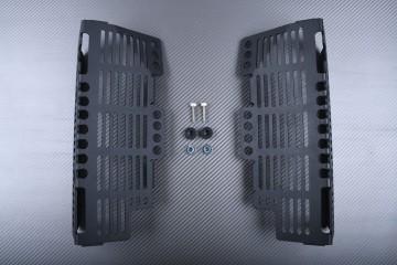 Radiator protection grill SUZUKI DRZ 400 E / S / SM & RM 125 / 250 2000 - 2019