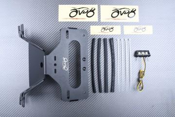 Portatarga specifico SUZUKI GSX-R 1000 / 1000R 2017 - 2021