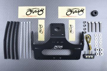 Specific License Plate Holder KAWASAKI Z1000 / Z1000R 2014 - 2020