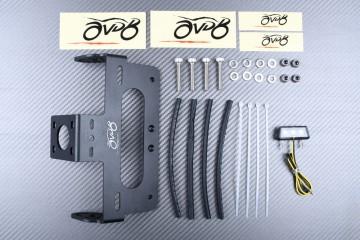 Portamatrícula específico YAMAHA YZF R6 2006 - 2021