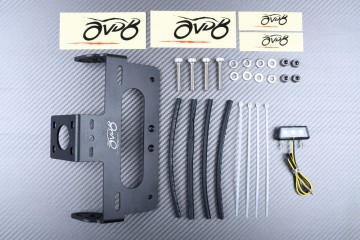 Specific License Plate Holder YAMAHA YZF R6 2006 - 2021