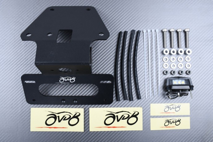 Specific License Plate Holder HONDA MSX GROM 125 2013 - 2015