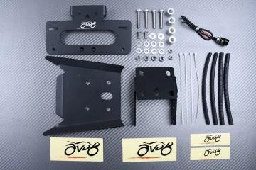 Portatarga specifico KTM DUKE 125 250 390 2017 - 2021