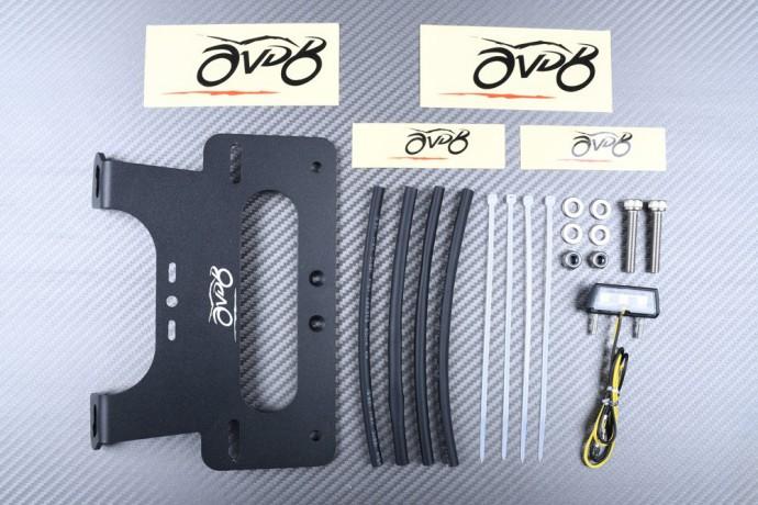 Specific License Plate Holder SUZUKI GSX-R 1000 2005 - 2008