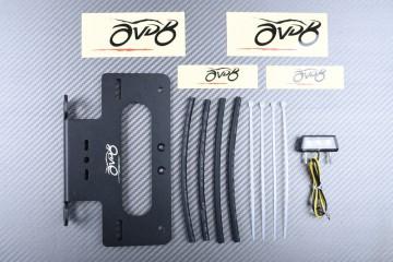 Porta-matrícula especifico SUZUKI GSX-R 600 / 750 2006 - 2010