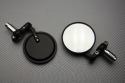 Pair of Fix or Foldable Bar End Rearview Mirrors