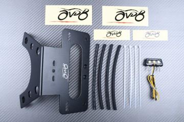 Spezifischer Kennzeichenhalter SUZUKI GSX-R 1000 2009 - 2016