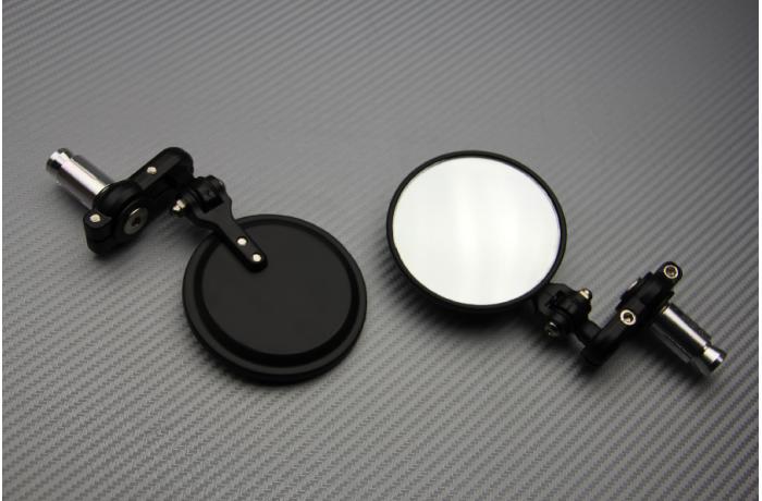 Paar Lenkerendenspiegel fest oder klappbar