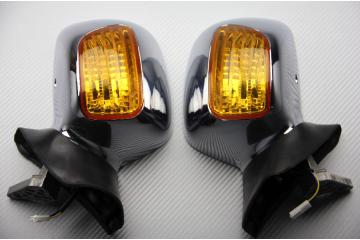 Paire de Rétroviseurs Type Origine HONDA GOLDWING ET F6C 1800