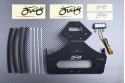 Specific License Plate Holder TRIUMPH DAYTONA / STREET TRIPLE / MOTO2 / 660 / 675 / 765