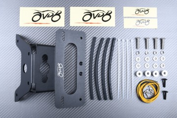 Portatarga specifico SUZUKI SV650 SVX650 2016 - 2021