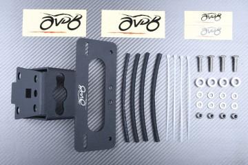 Portatarga specifico SUZUKI GSX-S 1000 / 1000F 2015 - 2021 / GSXS 750 2017 - 2021