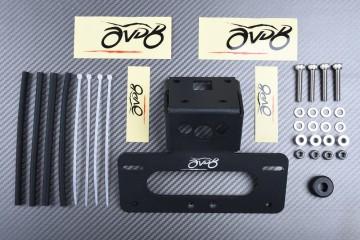 Specific License Plate Holder KAWASAKI Z800 / Z800E 2013 - 2016