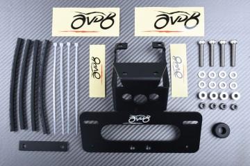 Specific License Plate Holder KAWASAKI Z900 2017 - 2021