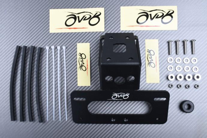 Specific License Plate Holder KAWASAKI Z1000 Z1000SX NINJA 1000SX 2010 - 2021