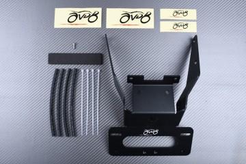 Portatarga specifico KTM DUKE 690 / 690R 2012 - 2019