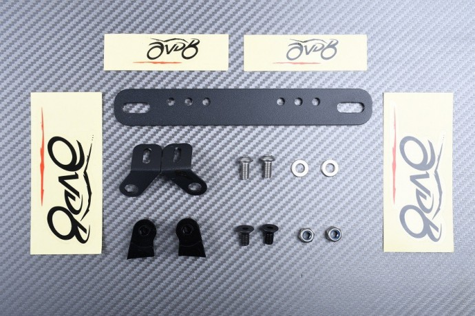 Specific License Plate Holder YAMAHA XSR 900 2016 - 2021