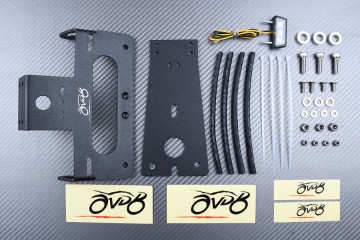 Specific License Plate Holder YAMAHA YZF R125 MT-125 2014 - 2018