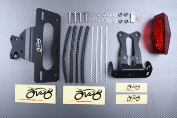 Specific License Plate Holder KTM DUKE 790 2018 - 2020 / DUKE 890 890R 2020 - 2021
