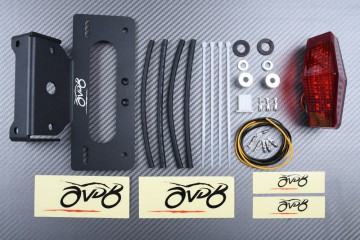 Specific License Plate Holder SUZUKI DRZ400 / E / SM 2005 - 2020 / DRZ400S 2000 - 2020