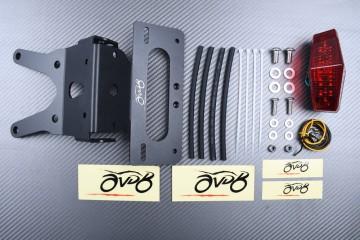 Portatarga specifico HONDA CRF250L / CRF250M 2013 - 2021 CRF250 RALLY 2017 - 2021