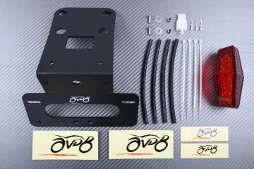 Specific License Plate Holder KAWASAKI KLX 250 2009 - 2018