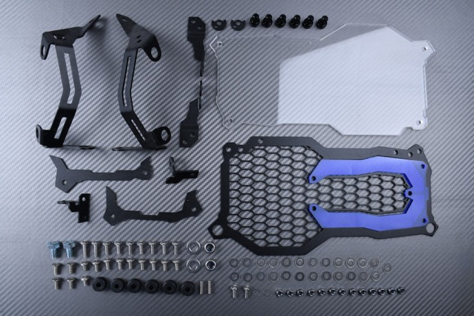 Cache Phare Type Adventure BMW R1200GS / R1250GS / ADVENTURE / RALLYE / EXCLUSIVE 2013 - 2021