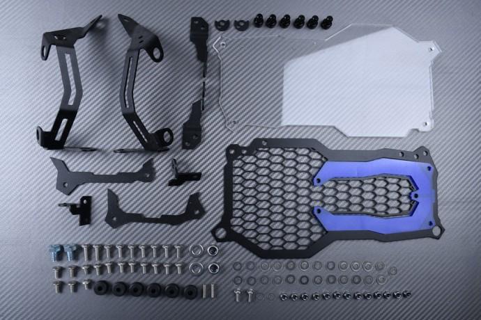 Copri faro di tipo Adventure BMW R1200GS / R1250GS / ADVENTURE / RALLYE / EXCLUSIVE 2013 - 2021