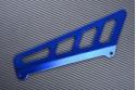Chain guard in anodised aluminum SUZUKI DRZ 400 E / S / SM 2000 - 2020