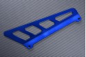 Chain guard in anodised aluminum SUZUKI DRZ 400 E / S / SM 2000 - 2020