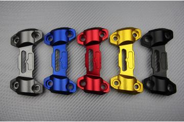 Anodized Aluminium Handlebars Riser Top Cover YAMAHA MT09 / FZ09, MT10 / FZ10 & XSR 900