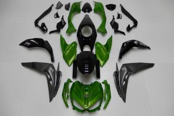 Komplette Motorradverkleidung KAWASAKI Z1000 2014 - 2020