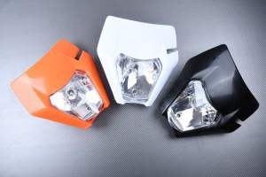 PACK Tête de fourche + Optique nombreuses KTM