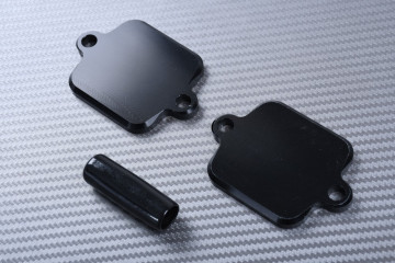 Kit Abgas Unterdrückungs Platten YAMAHA R1 / R6 / FZ1 / FZ8 / FZ6 / FAZER 600 1000 / MT10 / XJ6