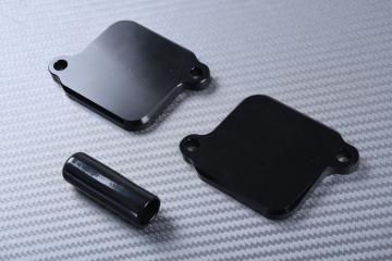 Smog block off plates SUZUKI GSXR 600 / 750 / 1000 & GSX-S / Katana 1000