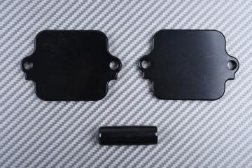 Smog block off plates HONDA CBR 600 / 900 / 1000 RR / 1100 XX / CB1000R /  Hornet 600 / 900 / VFR