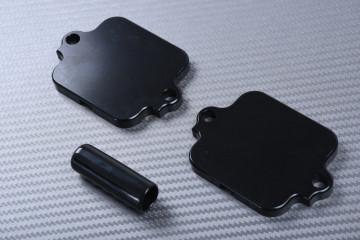 Kit Abgas Unterdrückungs Platten HONDA CBR 600 / 900 / 1000 RR / 1100 XX / CB1000R /  Hornet 600 / 900 / VFR