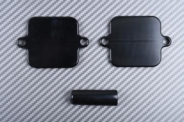 Smog block off plates KAWASAKI ZX6R / ZX10R / Z900 / Z1000 / Z1000SX / Ninja SX & Versys 1000